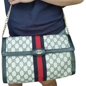 Authentic Vintage Gucci Crossbody Clutch